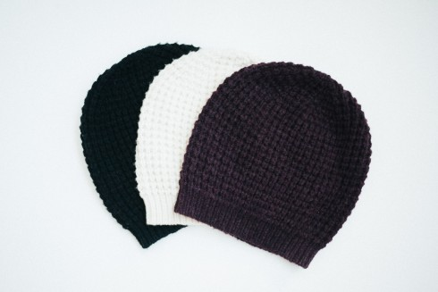 Aritzia Wilfred knit hats