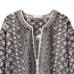 current obsession / isabel marant tunic