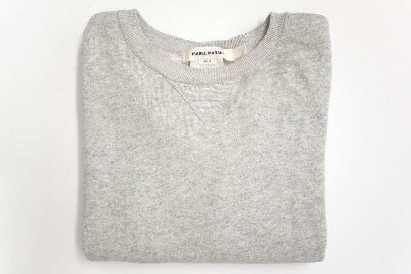figtny.com| isabel marant for h&m sweatshirt
