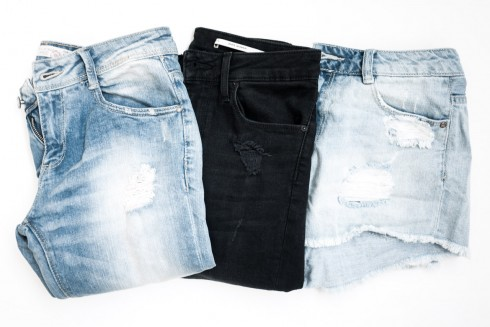 figtny.com | Zara Distressed Denim