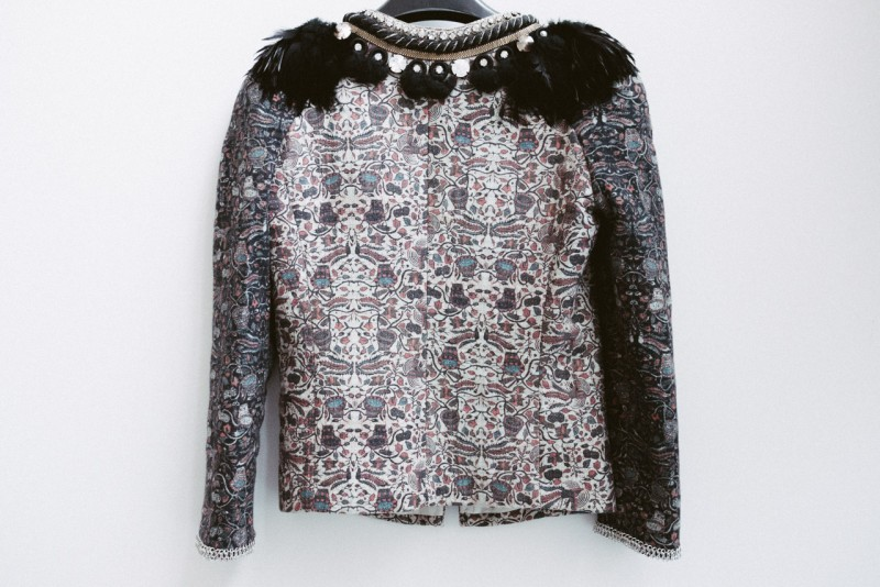 figtny.com | Isabel Marant July Embellished jacket