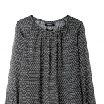 current obsession / isabel marant aken henley top