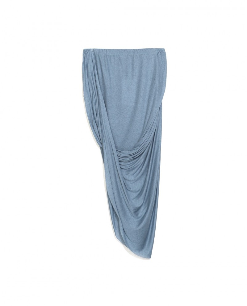 Zara Draped Skirt