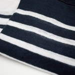 Aritzia Hobart Striped Linen Sweater