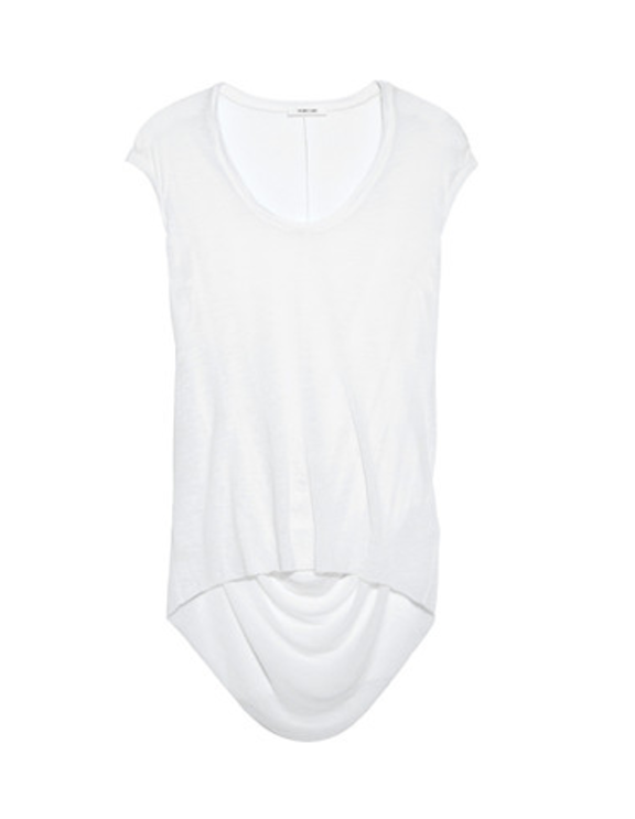 Helmut Lang Threadbare tee