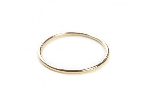 Vrai & Oro Stacking Rings