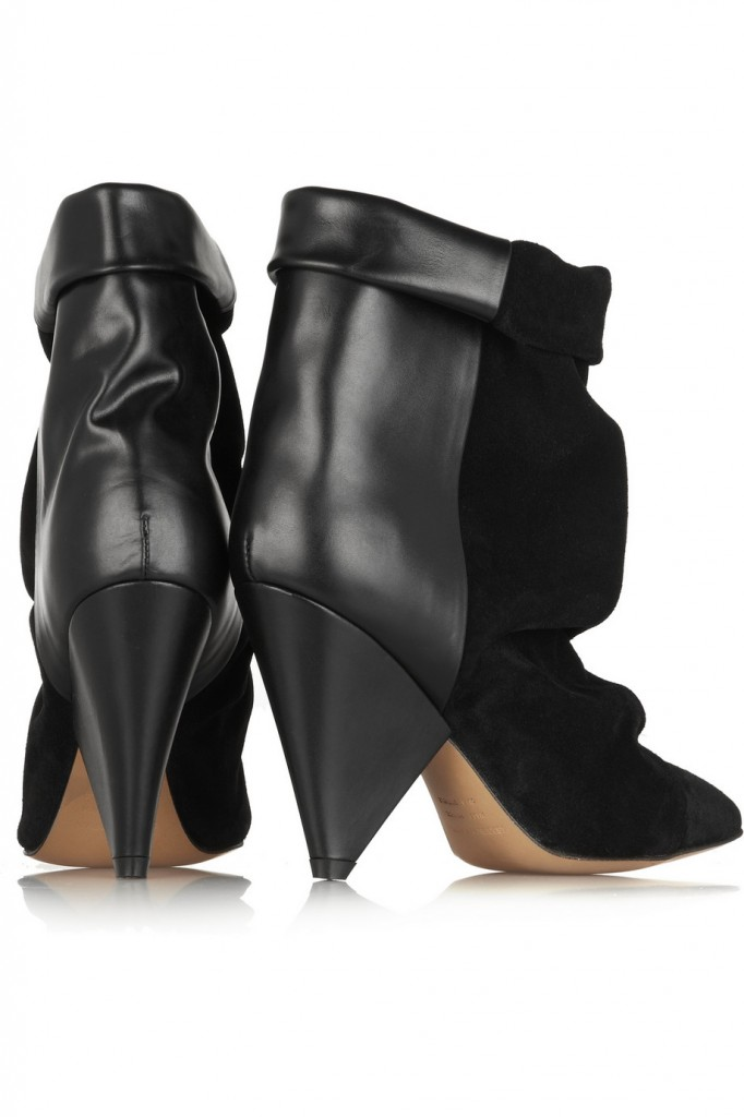 Isabel Marant Andrew Ankle Boots