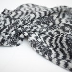 Isabel Marant for H&M silk feather print dress