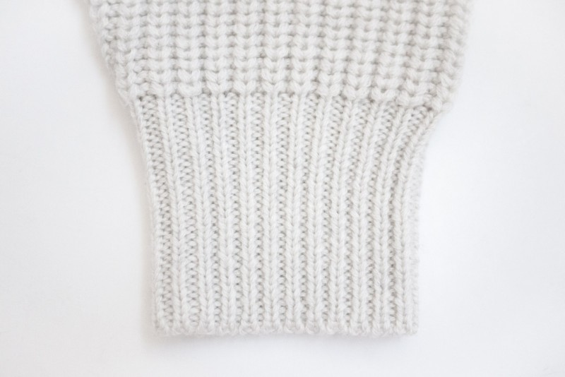figtny.com | Aritzia Wilfred Montpellier Sweater  Heather Milk