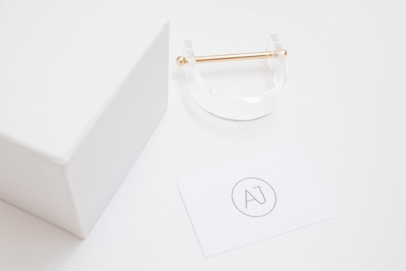 figtny.com | Alpha Bangle by Aana Janakis