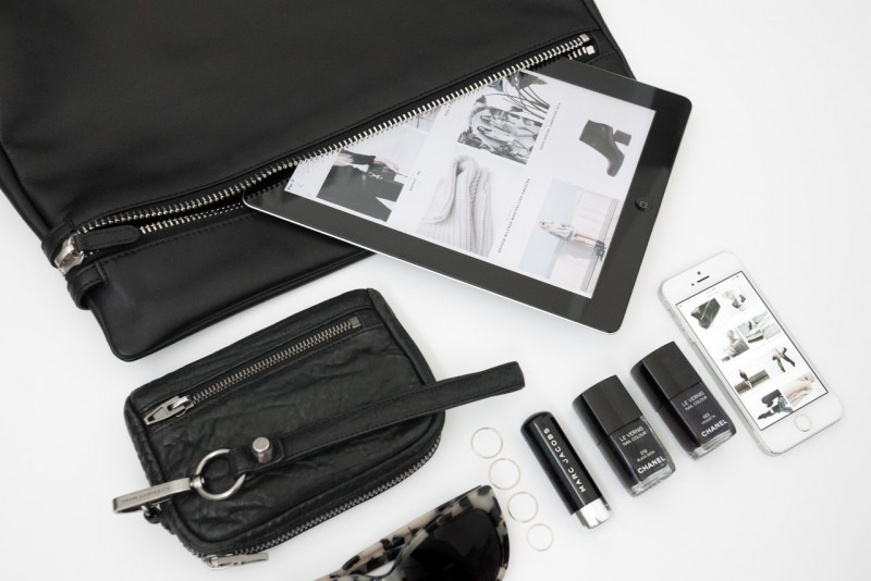 figtny.com | New Clutch Flat Lay