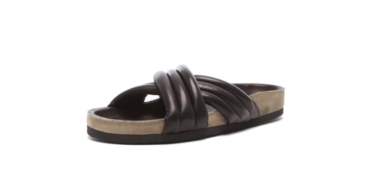 figtny.com | Current Obsession / Isabel Marant Holden Slide Sandal