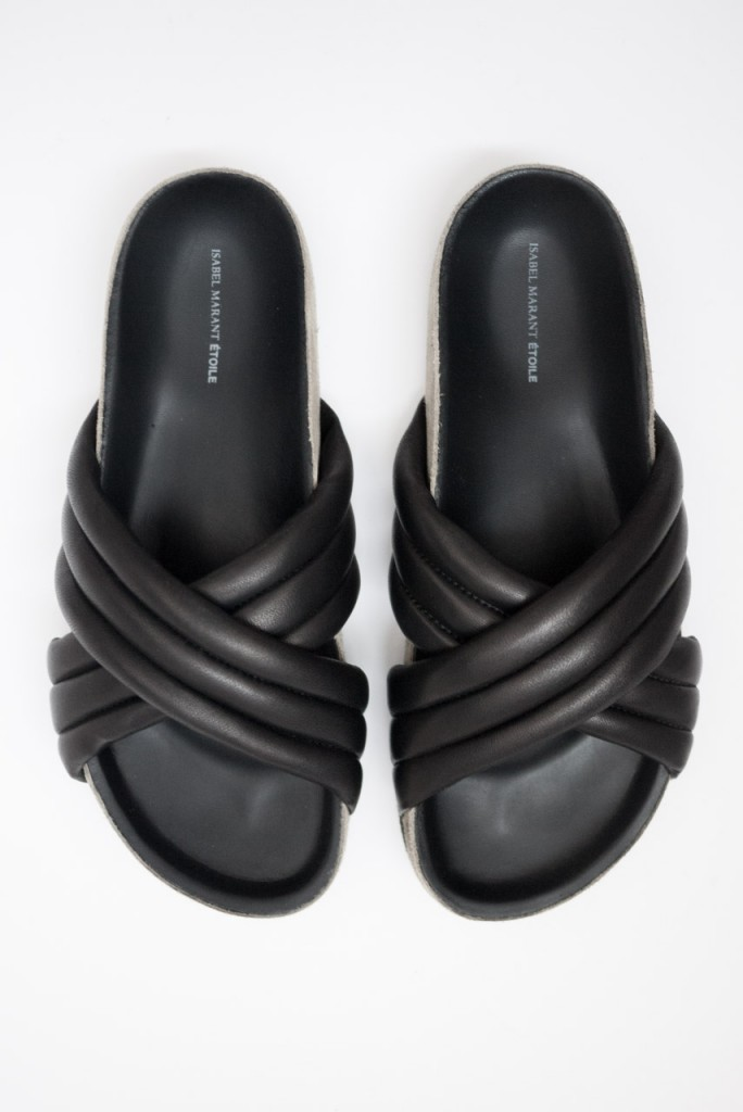 figtny.com | Isabel Marant Holden Slide Sandal