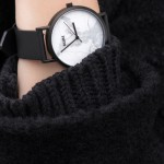 Cluse La Roche Collection Marble Watch