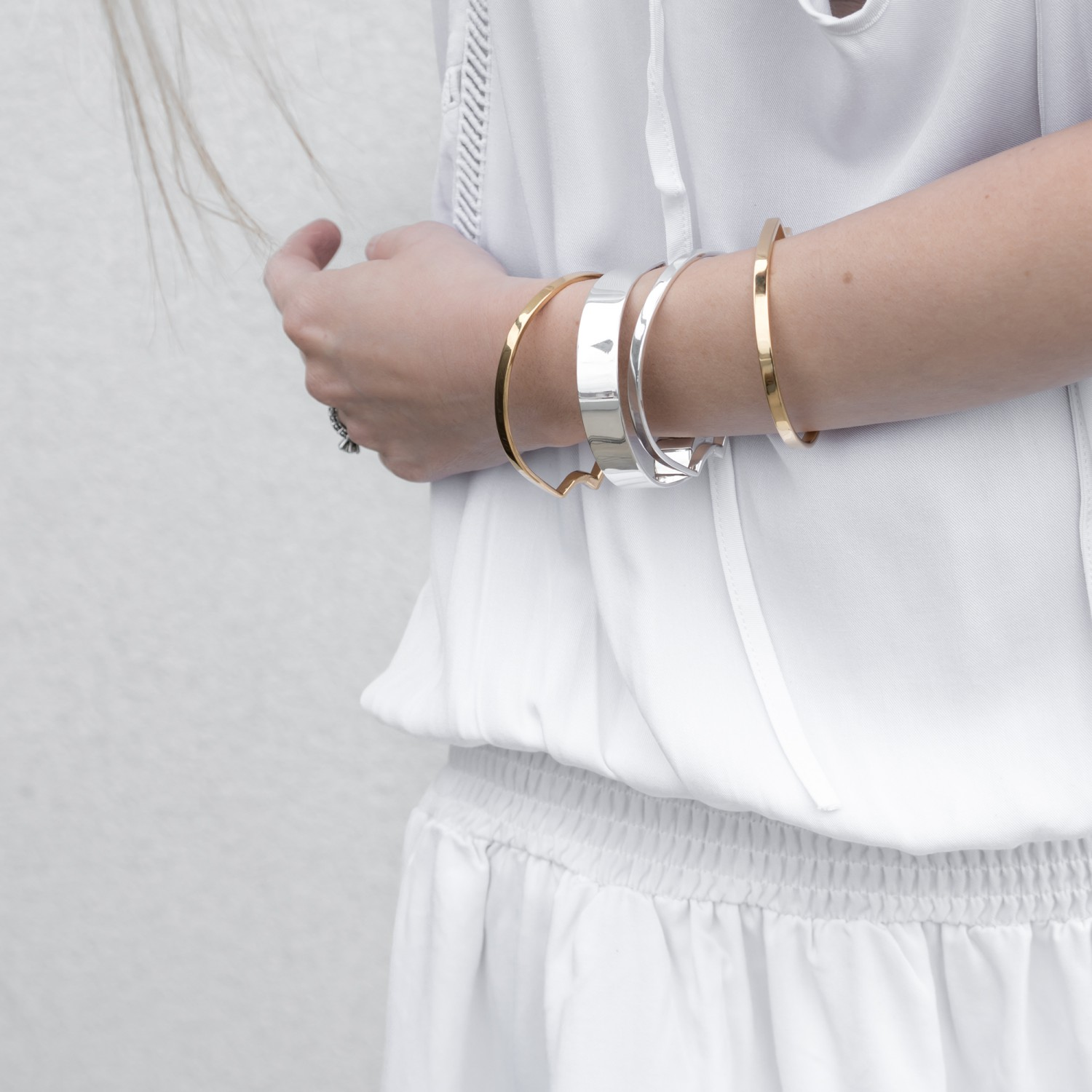figtny.com | Monica Vinader Signature Bangle