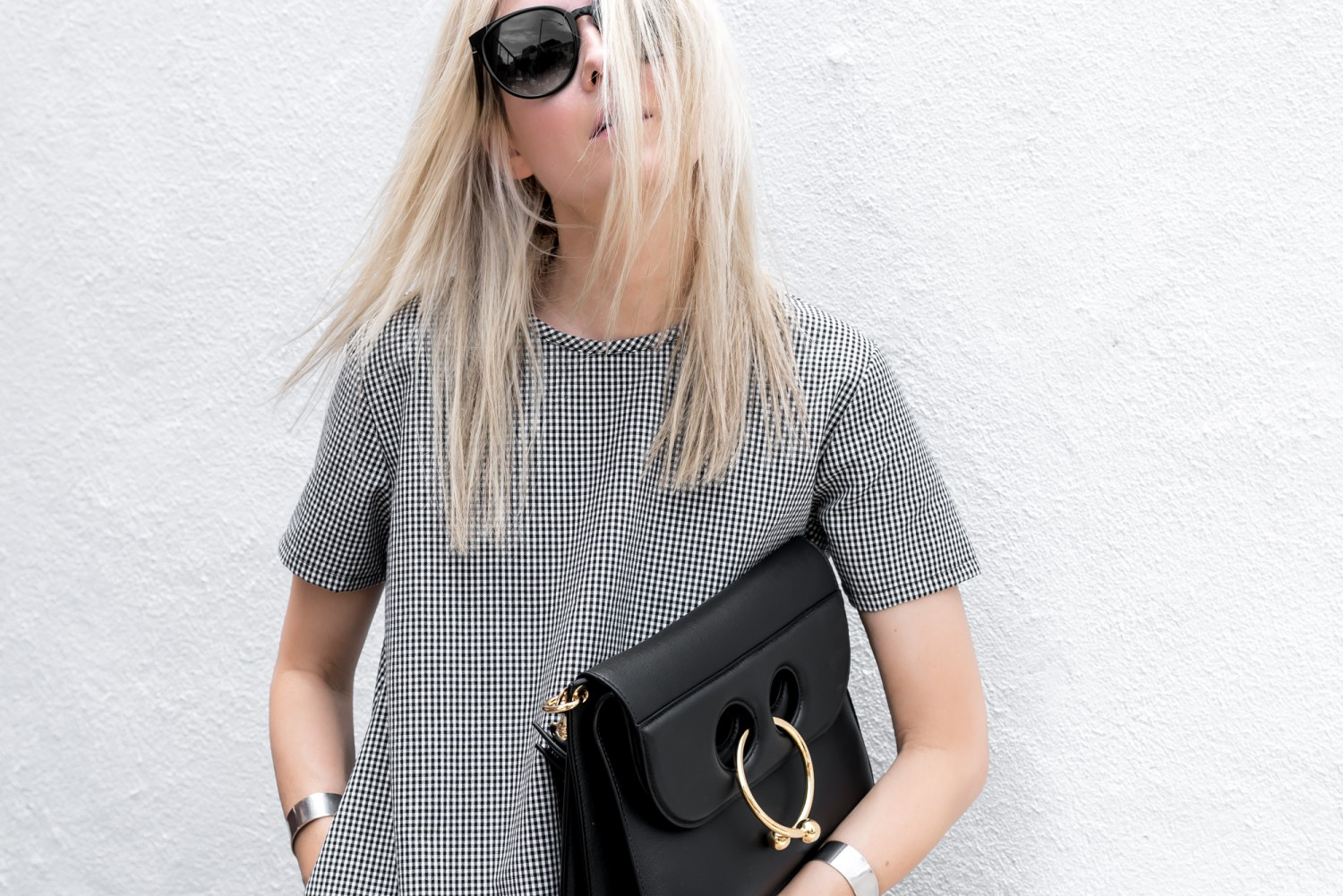 figtny.com | Gingham + Gold Accents