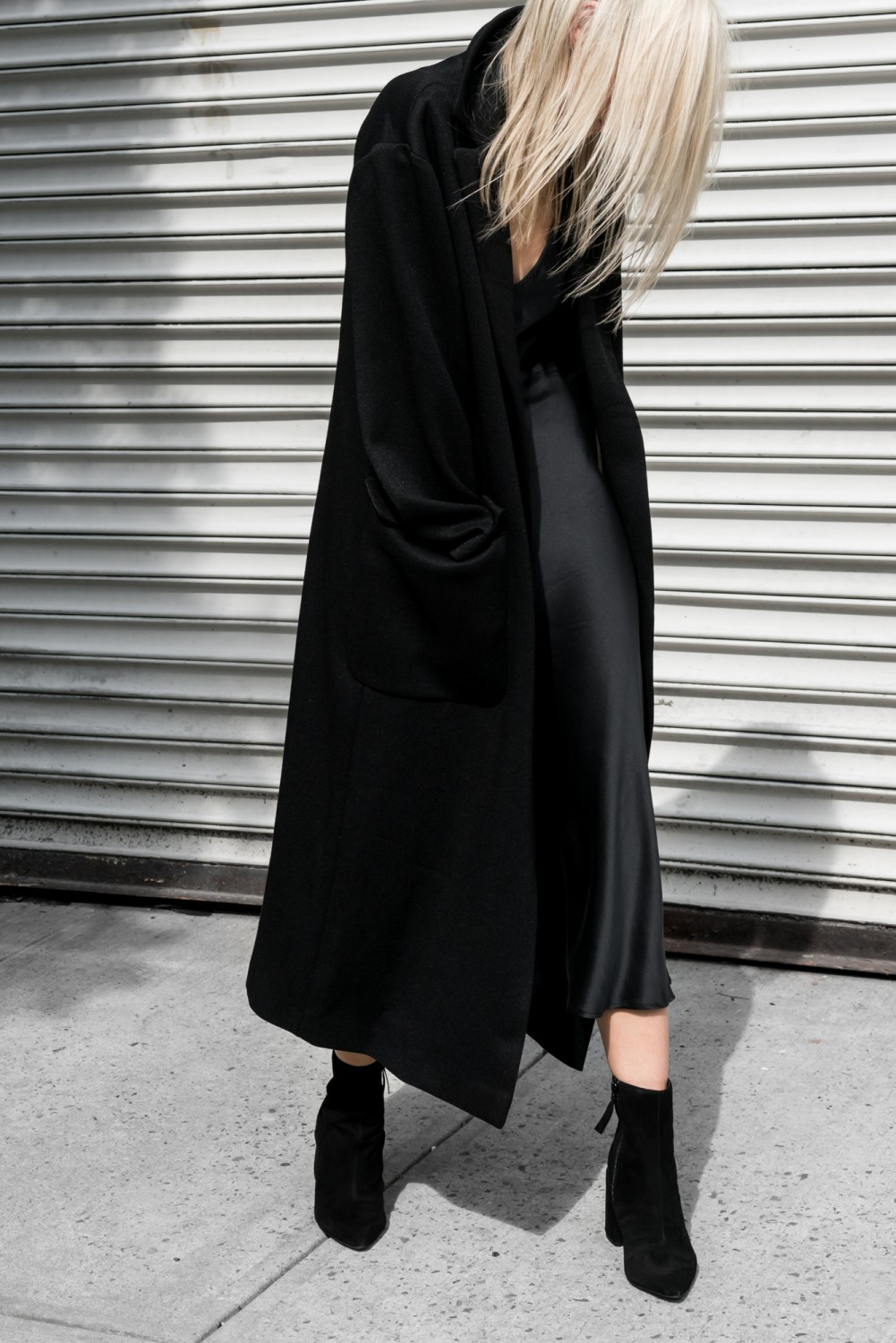 figtny.com | Satin + Suede + Slouchy Dusters