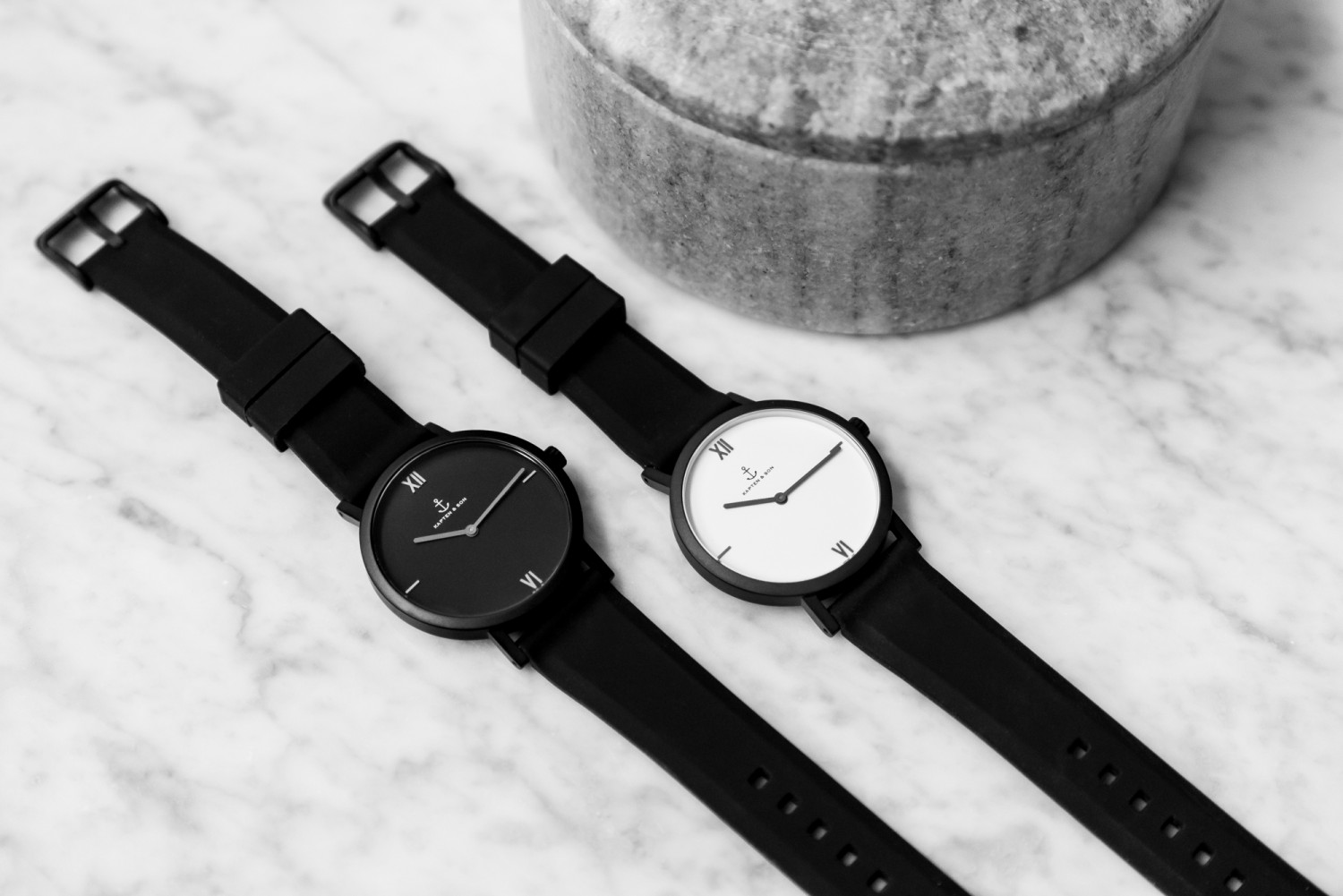 figtny.com | PURE The Minimalist Watch by Kapten & Son