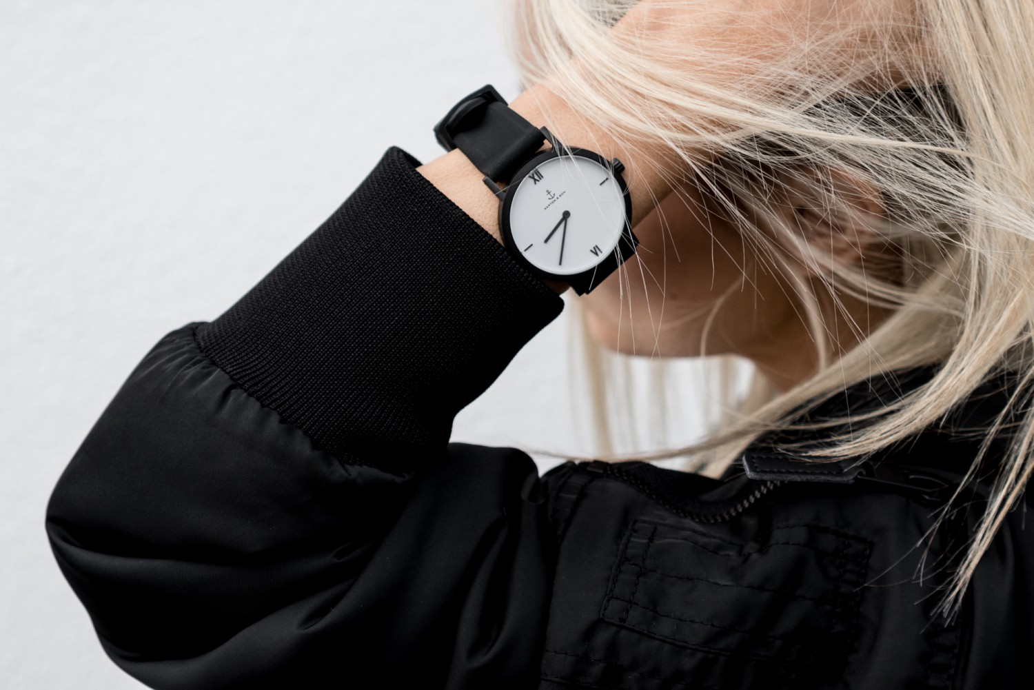 figtny.com   PURE The Minimalist Watch by Kapten & Son