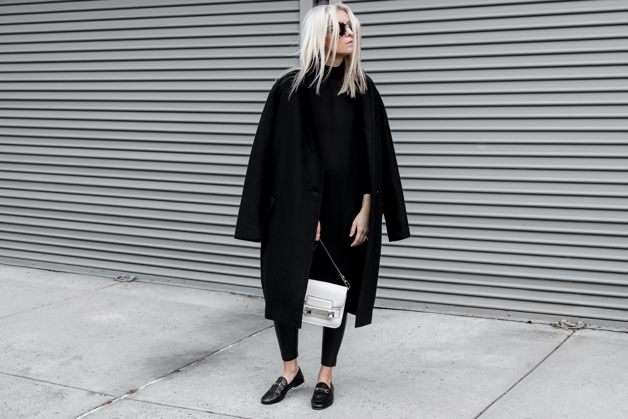 figtny.com | Cocoon Coats + Cropped Pants