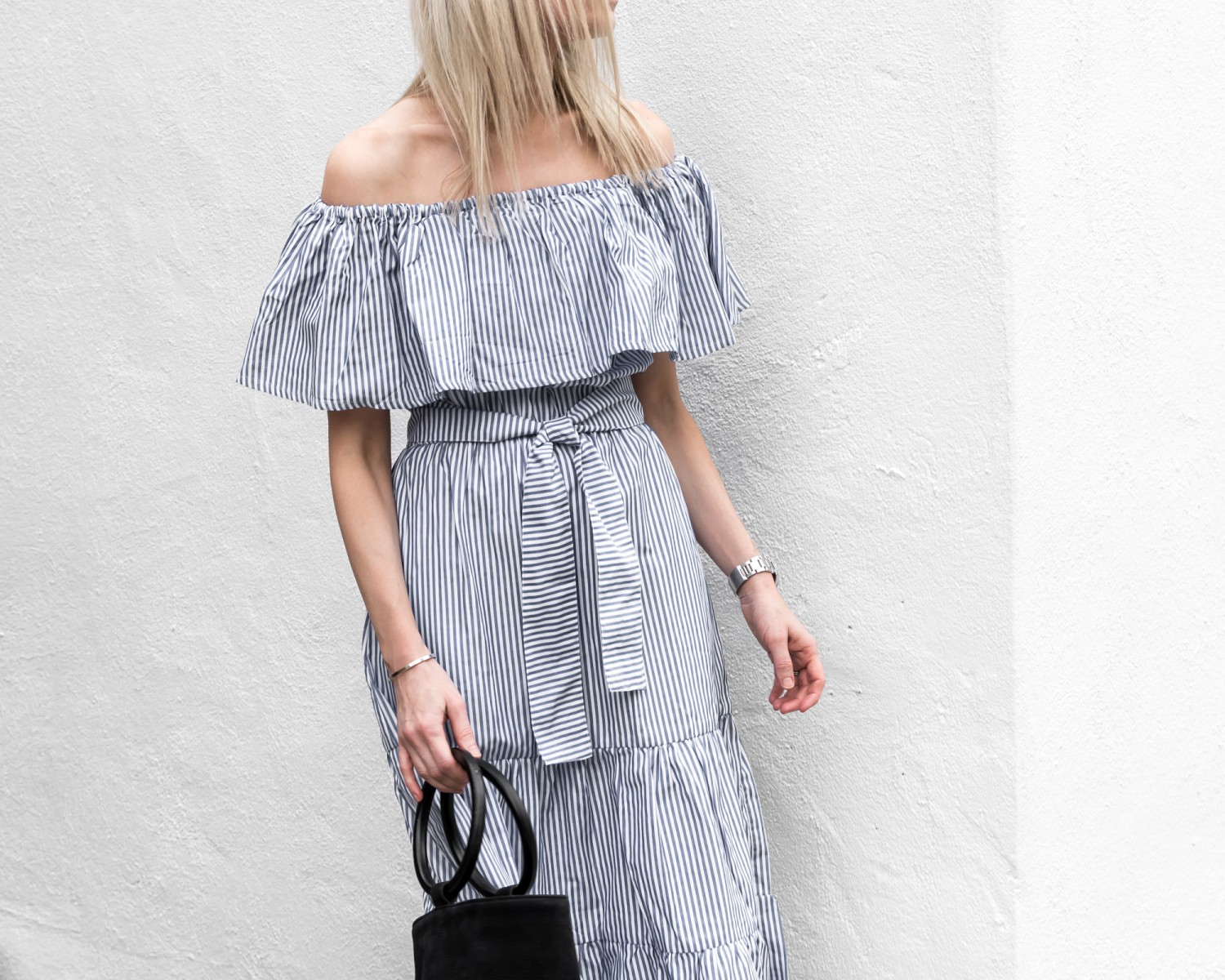 figtny.com | Off-Shoulder Stripes