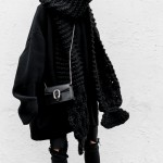 Luxe Black Layers