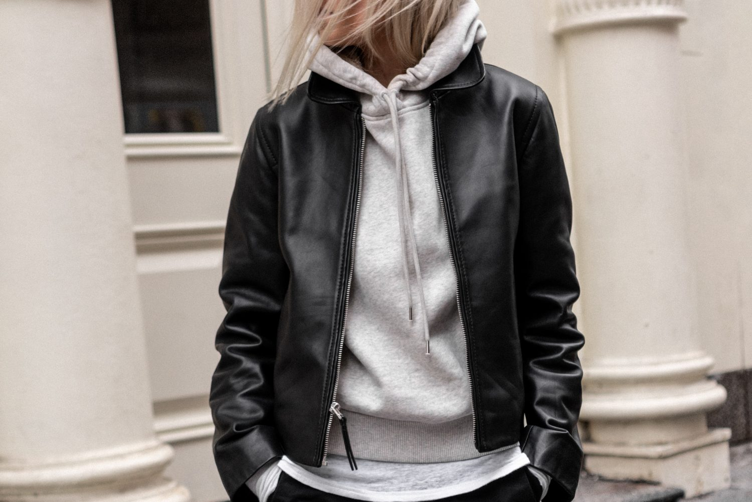 Forever Leather Weather