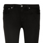 current obsession / helmut lang cropped Jeans