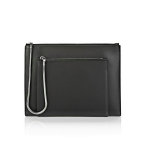 Current Obsession / Alexander Wang Chastity Double Flat Pouch