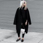 Cocoon Coats + Cropped Pants
